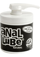 Anal Lubricant Natural 4.5 Oz